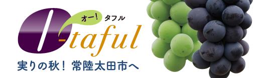常陸太田市観光果樹園ガイドマップ オータフル